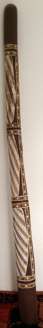traditionelles Didgeridoo Nr. 6, C#