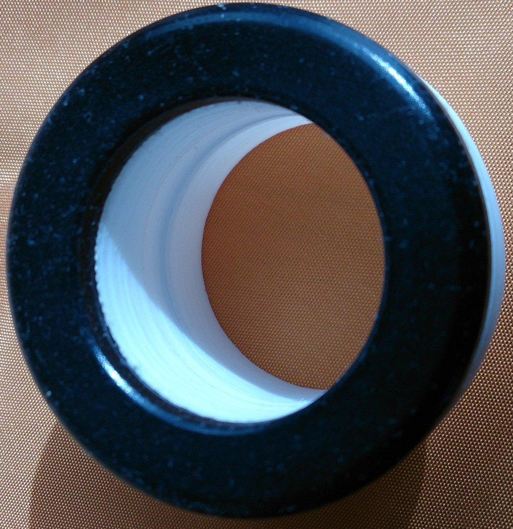 Polypropylen Mundstück - Sonderanfertigung