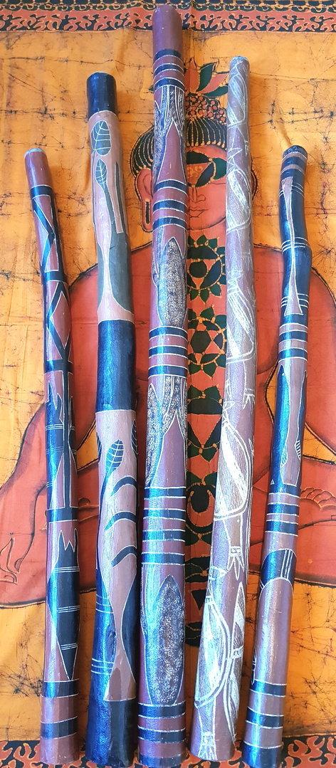 Eukalyptus-Didgeridoo Nr. 430