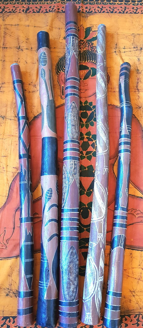 Eukalyptus-Didgeridoo Nr. 434